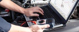 Truck problem diagnostics